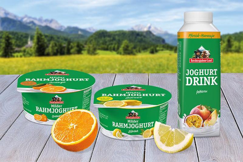 Südlicher Flair aus dem Kühlregal Berchtesgadener Land setzt im Sommer 2020 auf tropische Früchte