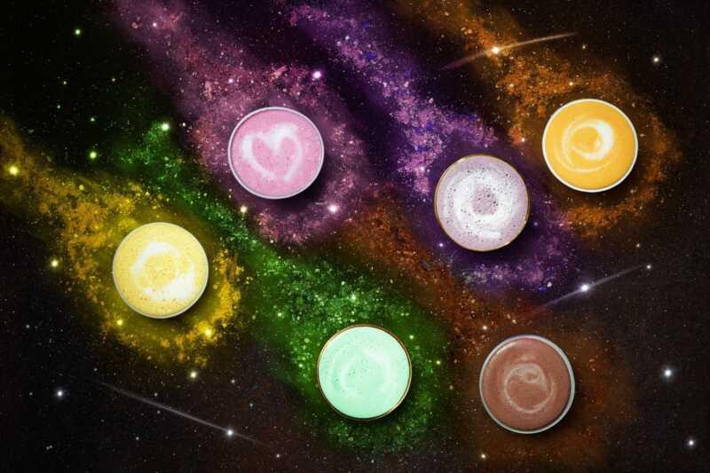 Drei neue Moon Milk bio Schlummertrunks von Herbaria