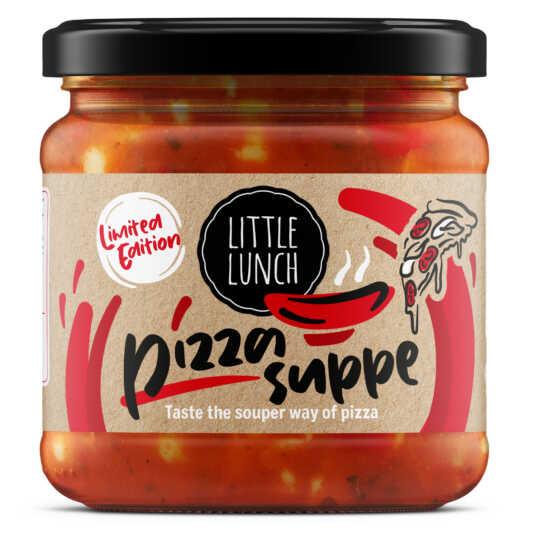Little Lunch: Ciao Ragazzi – Pizza im Glas
